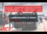 ICT Billet team project update lamborghini ls swap 2005 gallardo