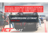 ICT Billet Lamborghini LS Swap Week Two Update