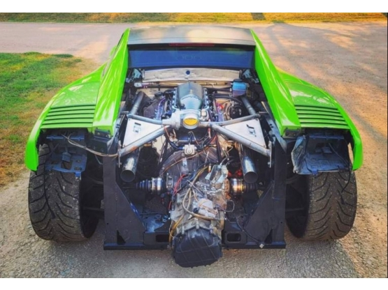 Hear the LS Swapped Lamborghini Gallardo Fire Up for the First Time