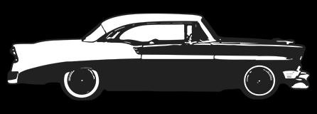 Chevy Tri-5 55-57 Bel Air