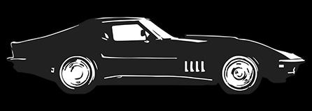 Chevy Corvette C3 68-82