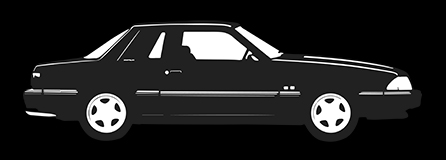Ford Mustang (Fox) - 79-93