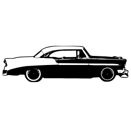 55-57 Tri-Five Chevy
