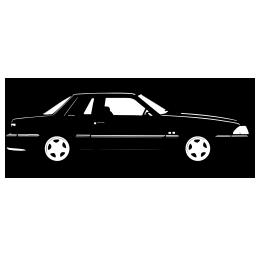 Ford Mustang (Fox Body) 79-93