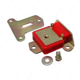 551070-ES 3.1156R 1pc Engine Mount -Energy Suspension - For EARLY TRUCK Style SBC Motor 350
