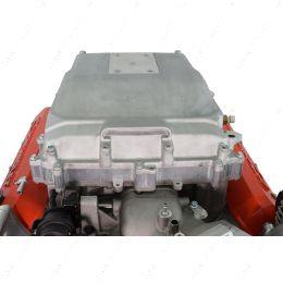 """551119-1 LSA Supercharger Lid Spacer CTS-V Camaro ZL1 1"""" Riser Hat Top Plate"""