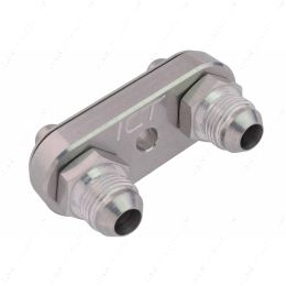 551121-8AN 6L80E 6L90E 8L90E Transmission Cooler Line Adapter Plate with 8AN Fittings Seal