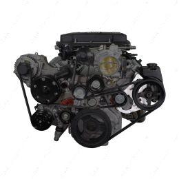 551125-1 LT4 Corvette 8 Rib Supercharger - Type 2 - Power Steering Pump Bracket Kit