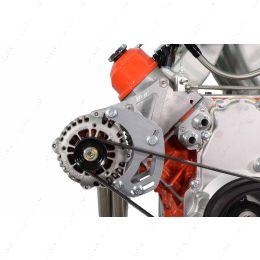 551136-3 LS Truck HD Alternator Only Passenger Side Bracket Electric or Remote Water Pump