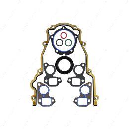 551312 LS Timing Cover Gasket Set Cam Swap 4.8 5.3 5.7 6.0 LSX LS1 LQ4 LQ9 LS2 LS3 LS7 Seal Crankshaft