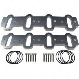 551314 LS Cathedral Port Intake Manifold Weld Flanges LS1