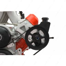 551321-LS01-3 LS Swap Power Steering Bracket Kit for Type 1 Saginaw Pump LQ4 L33 LQ9 - Truck