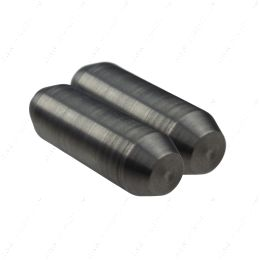 """551334 LS - 2pc Dowel Pins - Engine to Transmission Steel Alignment Pin - Extended Length 1.875"""""""