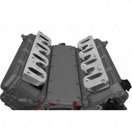 551347-LT-LS1 Gen V LT Cylinder Head to LS Gen III Car / Truck Cathedral Intake Adapter LS1
