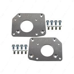 551367 LS to LT1 2014-up Engine Swap Bracket Conversion Motor Mount Adapter Plates