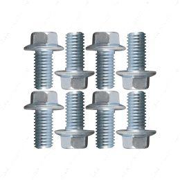 551427 USA Made BOLT KIT ONLY - LS Engine Mount - Hex Flange Bolts LS1 LS3 LS2 LSX ICT