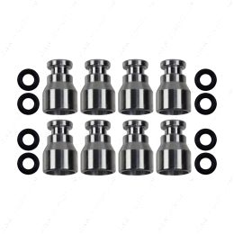 551477 FAST LSXR Fuel Rail Only - Fuel Injector Spacer 8pc Set