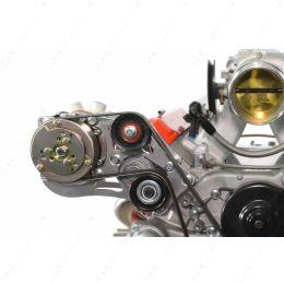 551494X-1 Sanden 508 LS1 Corvette A/C Air Conditioner Compressor Bracket Kit LS LSX AC