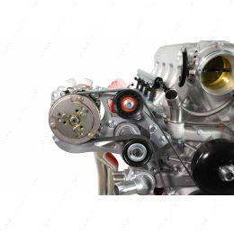 551494X-3 Sanden 508 LS Truck SUV A/C Air Conditioner Compressor Bracket Kit LSX AC