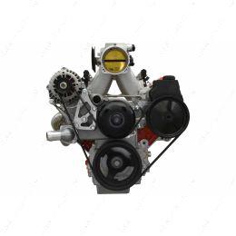 551498LS0WP-3 LS Alternator / Power Steering Pump Bracket Kit (for LS1 Water Pump) Turnbuckle