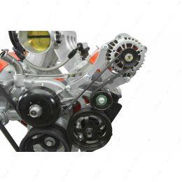 551519X-3 LS Truck Alternator and Power Steering Kit Driver Side