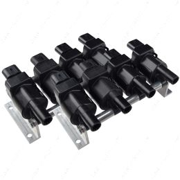551579 LS LT D514A Remote Coil Brackets 12573190 LS7 LT1 LS2 LT4 LSX Swap