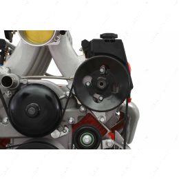 551581-LS30-2 LS Power Steering Pump Bracket Kit 1998 2002 LS1 Camaro and LS2 GTO w/ Turbo
