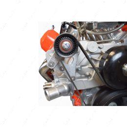 551617X-3 LS Truck Manual Belt Tensioner w/ Pulley LSX 4.8L 5.3L 6.0L Silverado Billet