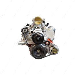 551667-2 LS1 Camaro - Billet Alternator Bracket Low Mount