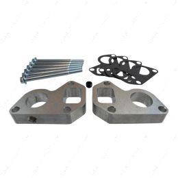 "551674 LS / LS1 Billet 3/4"" Water Pump Spacer Kit"