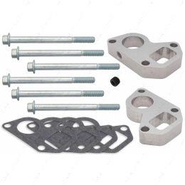"551690-71 (LS1 Camaro to Truck) Water Pump Spacer .7"" Adapter Swap kit LSX LS LS2 LQ4 GTO"