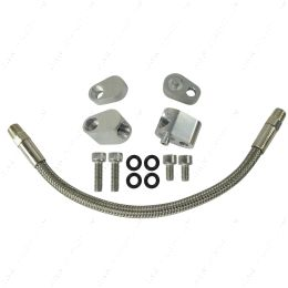 551692 LS Coolant / Steam Port Crossover Hose Kit (LS1 Throttle Body Bypass)