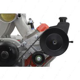 551706-3 LS Truck Saginaw High Mount Power Steering Pump Bracket Kit LQ4 LQ9 L33 LR4 LY6