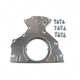 551727 LS Billet Aluminum Rear Main Cover Engine Seal Housing LS1 LS3 LS7