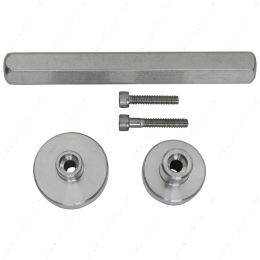 "551732 Pilot Bearing Installation Handle 6"" Aluminum Install Tool T56 TR6060 Manual Transmission"
