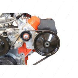 551751-1 LS Corvette Power Steering Bracket Kit LS2 LS3 CTSV G8 SS(uses LS1 Camaro Pump)