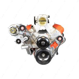 551776-3 LS Idler Pulley Bracket - Power Steering Delete LSX LS1 Truck SUV Camaro LS3 ICT