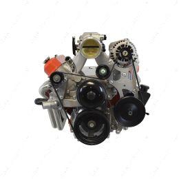 551777 LS Truck OEM Location Alternator / Power Steering Bracket LQ4 LQ9 4.8L 5.3L 6.0L