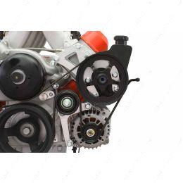 551778LS0-3 LS Truck Saginaw Power Steering Pump & Alternator Bracket Kit