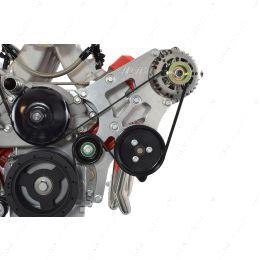 551796-1 LS BMW 330i E46 Swap Alternator & Power Steering Bracket Kit Corvette LS1 LS3