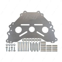 551869 Engine Safe - Stand Adapter Plate Ford BBF SBF Modular Coyote Heavy Duty Saver
