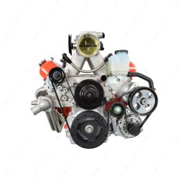 551887-1 LS3 Alternator Bracket Complete Idler Pulley G8 SS Caprice Factory LSX Billet
