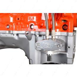 """551942 LT Oil Pan Pressure Sensor Relocation Adapter 1/8"""" NPT Sending Unit L83 L86 L84"""