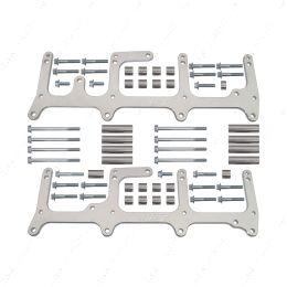 551949 LT Gen V Billet Coil Brackets for OE 510C Coil Pack LT1 LT4 L83 L86