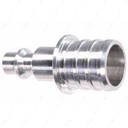 "551956-PEX07 3/4"" PEX Pipe Male Hose Testing Tool to 1/4"" Air Compressor Hose Test Fitting"