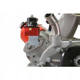 551964-LSFR1 Fuel Pressure Regulator Mount for LS Cylinder Head Mounting Billet LS1 LQ4 LS3