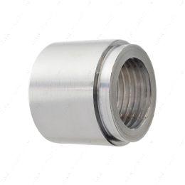 "617-6704AL 1/2""npt Aluminum - Female Weld Bung / Nut"