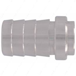 "AN617-12 3/4"" Aluminum Weld Barb - Weldable Fitting Nipple .75"" Hose"