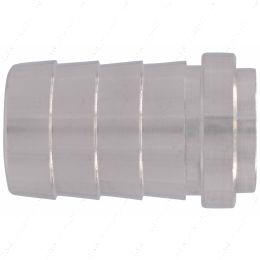 "AN617-16 1.0"" Aluminum Weld Barb - Weldable Fitting Nipple 1"" Hose"