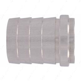 "AN617-20 1.25"" Aluminum Weld Barb - Weldable Fitting Nipple 1-1/4"" Hose"